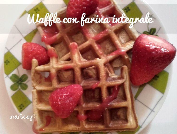 Versione integrale dei Waffle, velocissimi da fare