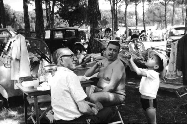 1959, Castelldefels (Barcelona)