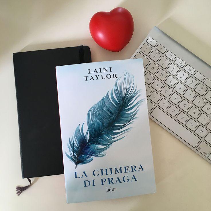 """Words of books: Recensione   """"La chimera di Praga"""" di Laini Taylor"""