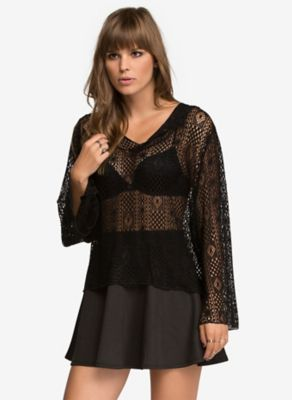 Hooded Lace Top Black Heart Lingerie My Fantasy Walk In Closet And Mental Mirror Pinterest