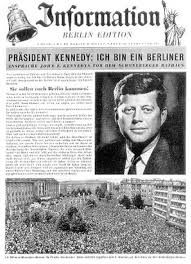 Berlin wall quotes by JFK