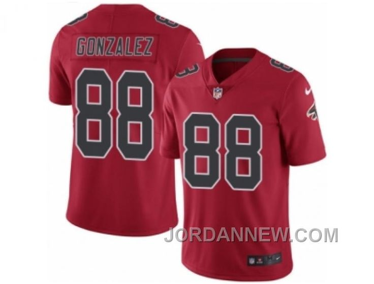 http://www.jordannew.com/mens-nike-atlanta-falcons-88-tony-gonzalez-limited-red-rush-nfl-jersey-for-sale.html MEN'S NIKE ATLANTA FALCONS #88 TONY GONZALEZ LIMITED RED RUSH NFL JERSEY FOR SALE Only $23.00 , Free Shipping!