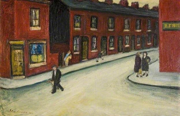 Bennett's Corner, Alan Lowndes, 1956