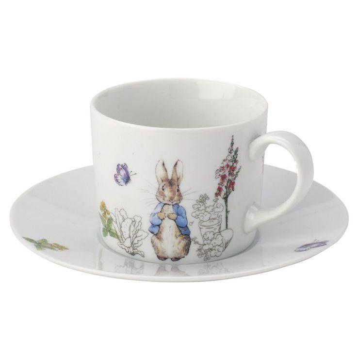 Кролик Питер Кролик Питер Классический Кубок и блюдце