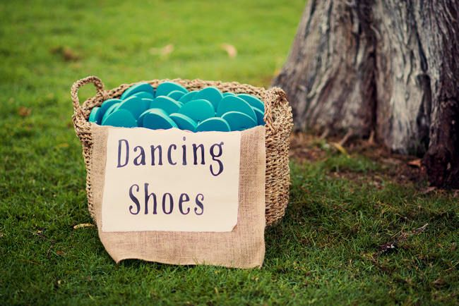 Dancing Shoes For A Wedding