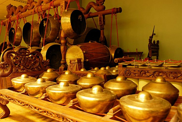Nine Universals of Culture- The Arts, Play, and Recreation (Gamelan, A Blend of Traditional Indonesian Street Music)