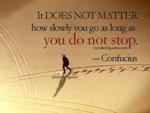 Confucius Quote.