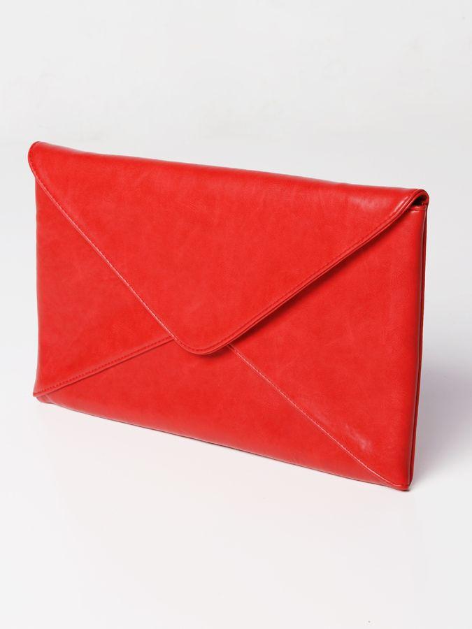 Cantalope clutch bag #clutchbag #taspesta #handbag #fauxleather #kulit #envelope #amplop #fashionable #simple #elegant #stylish #colors #red Kindly visit our website : www.bagquire.com