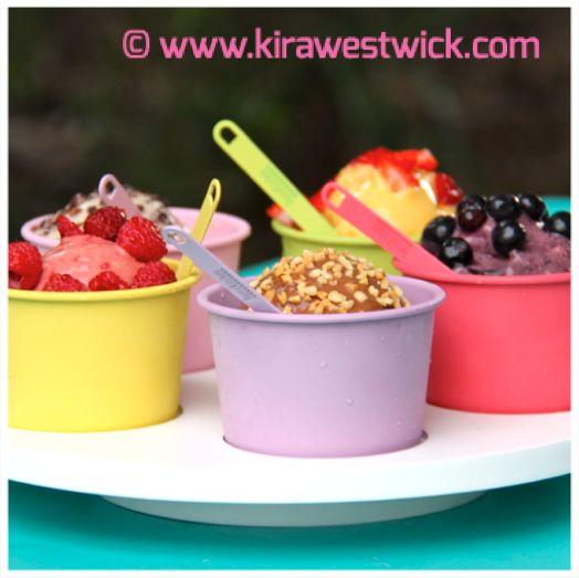 Raw Ice Cream @ kirawestwick.com