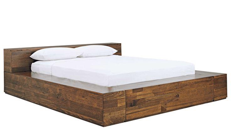 Pod Bed Frame | Domayne