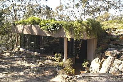 Self Build Earth Sheltered Homes Earthen Roof