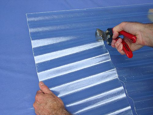 corrugated plastic roofing sheets homebase lowes roof panels home depot canada clear