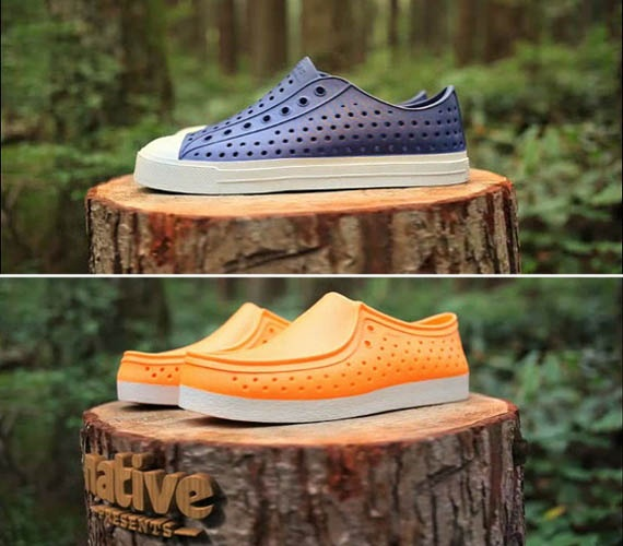 Shoes by Native. The New and Improved Crocs lol