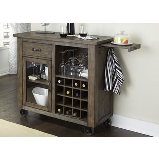 Best Of Bar with Wine Rack