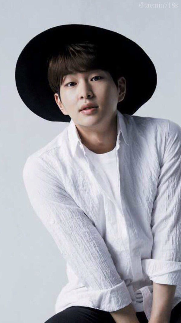 160517 SHINee Onew - Anan Magazine May Issue