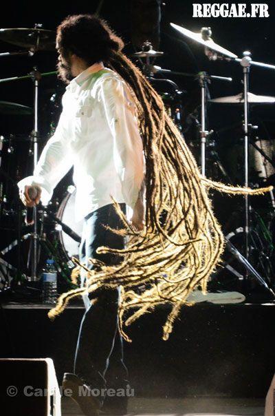 Damian Marley - Reggae Sun Ska 15ème édition (2012)