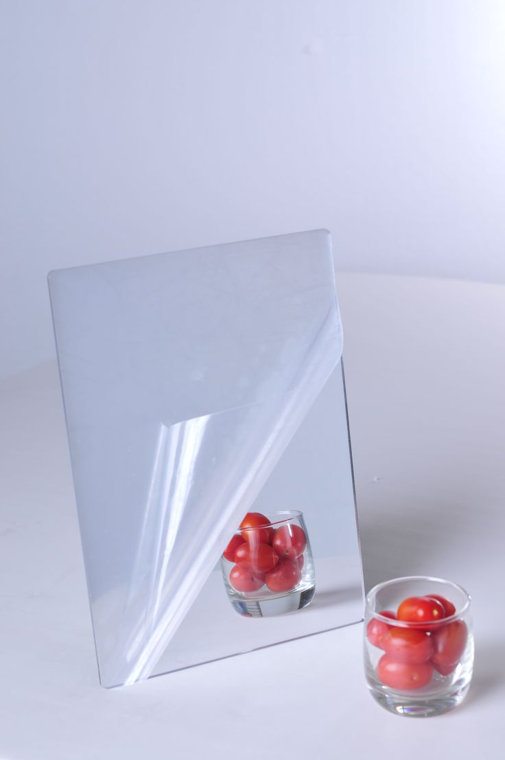 Plastic mirror sheets for crafts - One Way Acrylic Mirror Sheet Wholesale Clear Colored Custom