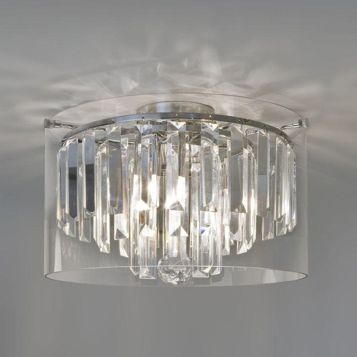 Chandeliers Exquisite Crystal Lights Astro Lighting Evros Light Bathroom Ceiling Fitting In