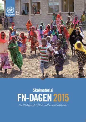 Fira FN-dagen i skolan! | Svenska FN-förbundet