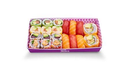 Eat Sushi Lyon 2e : Menu Eat 20 sur place - Restaurant Eat sushi Lyon 2ème à Lyon
