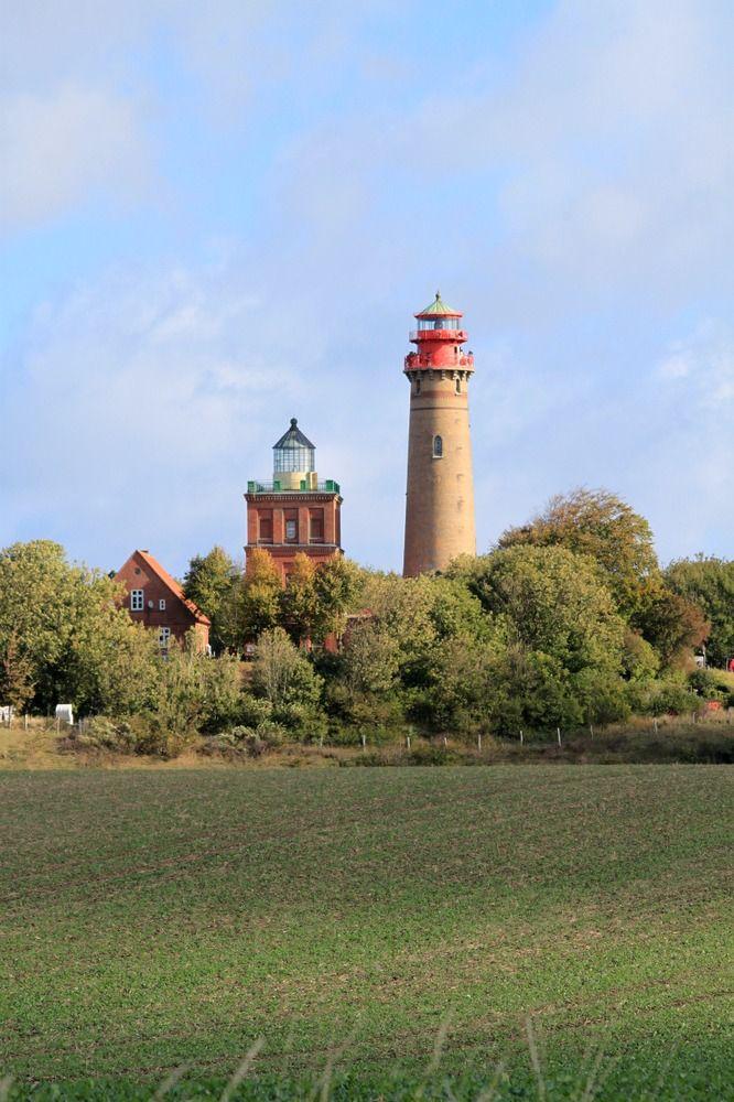 lighthouses Kap Arkona / Insel Rügen