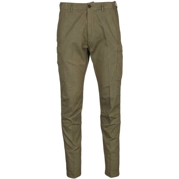Classic Chinos ($725) ❤ liked on Polyvore featuring men's fashion, men's clothing, men's pants, men's casual pants, olive, mens chino pants, mens olive green pants, tom ford mens pants, mens elastic waistband pants and mens chinos pants