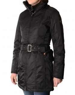 Wellensteyn Black Zermatt Parka Jacket Save up to 50% Off at Accent Clothing using Discount and Voucher Codes.