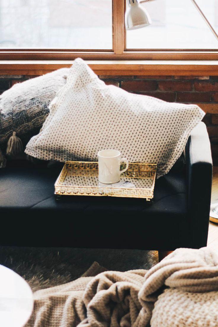 Coffee tray from HomeSense