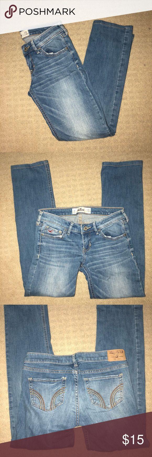 hollister boot cut jeans light-medium washed hollister boot cut jeans! Hollister Jeans Boot Cut
