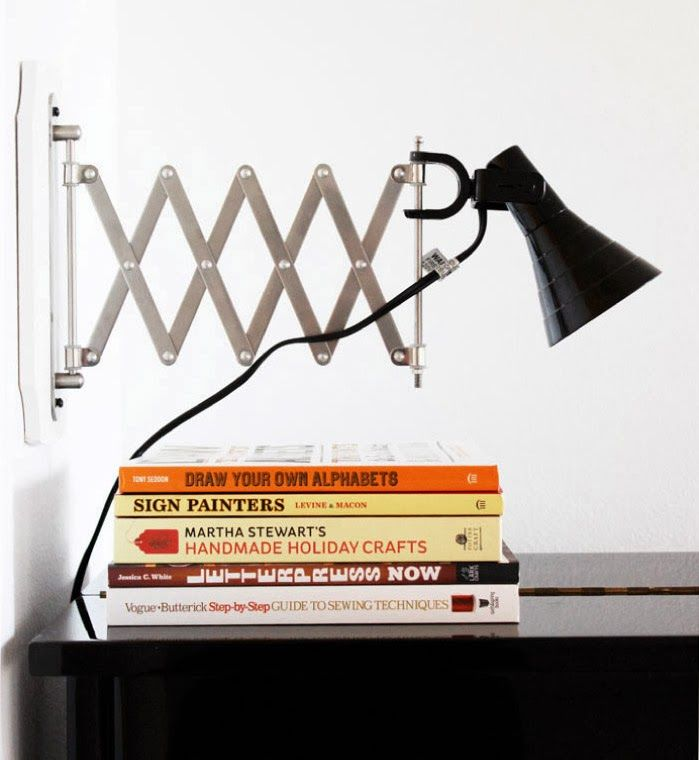 Make an accordian sconce! Love this! Poppytalk: 20 Best IKEA Hacks of 2013