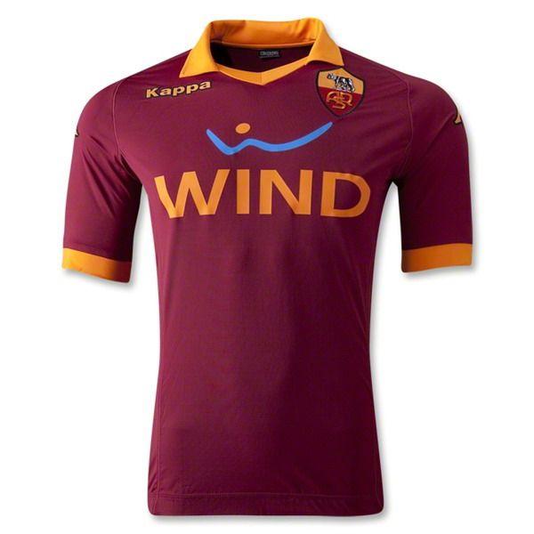 AS Roma 2012/13 Home Camiseta fútbol baratas [306] - €16.87 : Camisetas de futbol baratas online!      http://www.8minzk.com/f/Camisetasdefutbol/