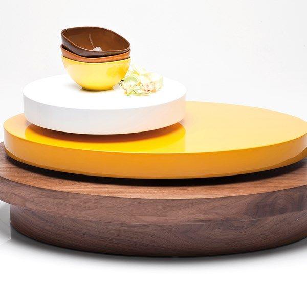 Konferenční stolek Horizon 90x65cm   KARE shop