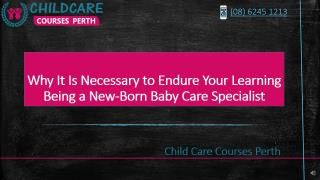 New-Born Baby Care Specialist