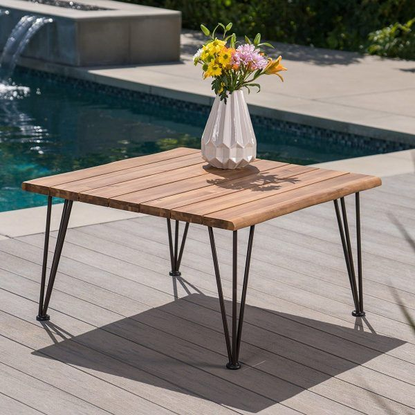 50 Modern Coffee Tables To Add Zing To Your Living Coffee Table Wood Coffee Table Coffee Table Square
