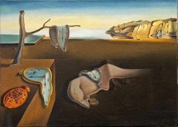Persistence of Memory (1931)