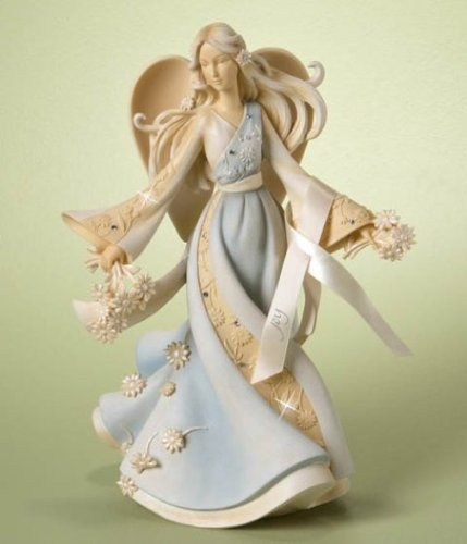 Enesco Foundations Joy Angel Figurine, 9-Inch Enesco Gift http://www.amazon.com/dp/B0069Q8DI0/ref=cm_sw_r_pi_dp_W35Jtb10515862XM