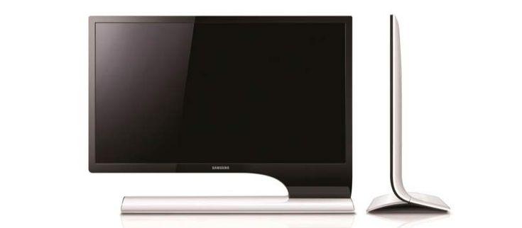 El monitor HDTV Serie 7 de Samsung (LT27B750ND) es capaz de reproducir video con calidad Full HD, se puede conectar a Internet vía Wi-Fi o por un cable Ethernet y permite el acceso al Smart Hub de Samsung.