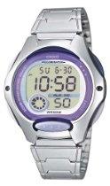 Casio -LW-200D-6AVEF - Montre Femme - Junior - Multifonction - Quartz digitale - Bracelet acier