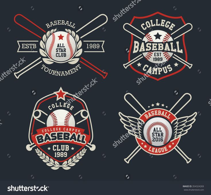 softball logo design templates - Google Search