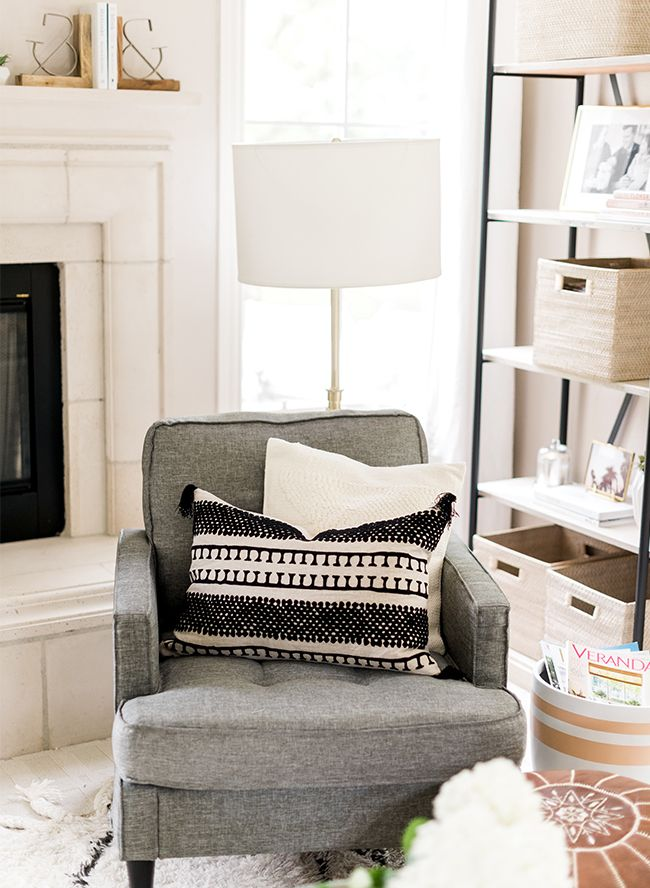His and Hers Home Office with Wayfair - Inspired By This
