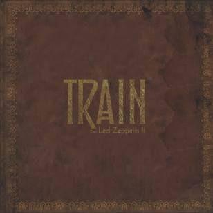 Train - Does Led Zeppelin Ii (Digital Download Card) (LP)