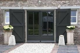 Afbeeldingsresultaat voor dubbele deuren boerderij