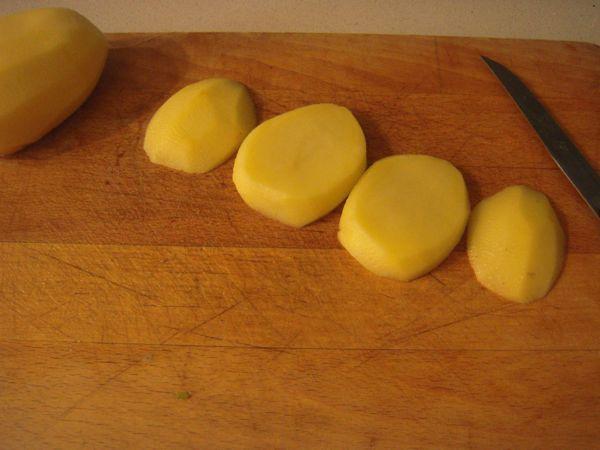 Curare il mal di testa con la patata, provare per credere