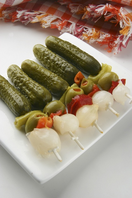 banderillas a spanish appetizer