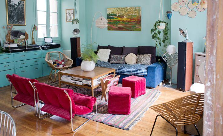 Madeleine, Paris 18ème - Inside Closet