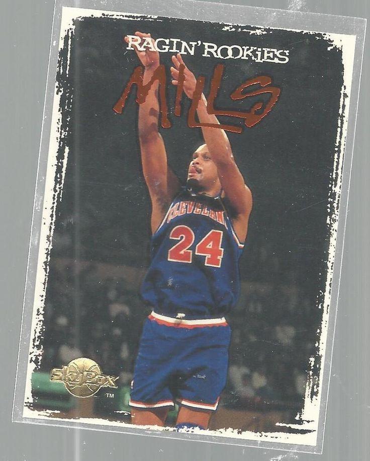 Chris Mills Ragin' Rookies Skybox RR4 Cleveland Cavs Basketball Card 1994/95   #ClevelandCavaliers