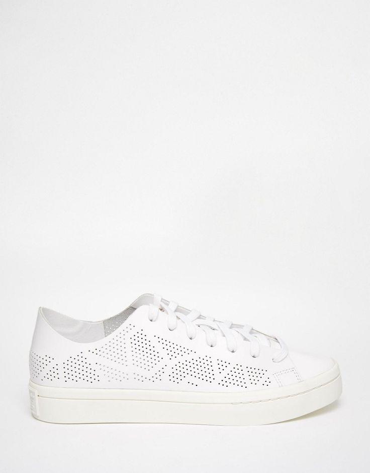 Adidas Originals - Court Vantage - Baskets avec perforations