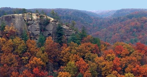Red River Gorge, Slade, Kentucky