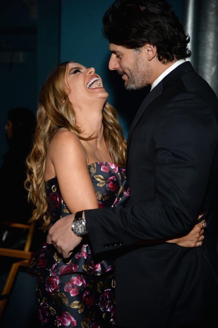 Sofia Vergara and Joe Manganiello are RELATIONSHIP GOALS.