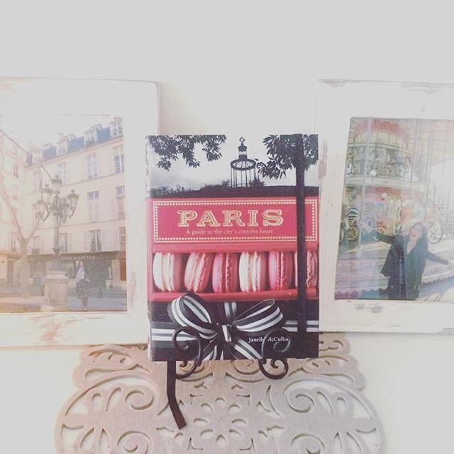 🇫🇷My Paris corner #paris #homedecor #everythingparis #janellemcculloch #aguide #tothe #citys #creative #heart #goodread #beautifulphotos #melbournelifelovetravel